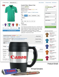 ESP - ASI Promotional Products Software with Search & Product Pages