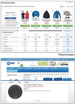 ESP - ASI Promotional Products Software with Search & Standout Products