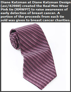 Real Men Wear Pink Tie