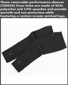 Removable Performance Sleeves