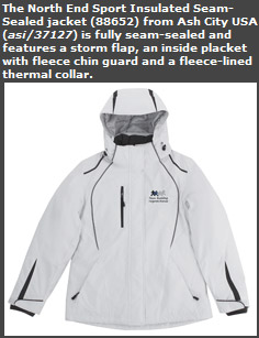 Seam-Sealed Jacket