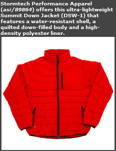 Summit Down Jacket