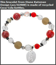Coca-Cola Bottle Bracelet