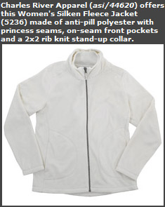 Women's Silken Fleece
