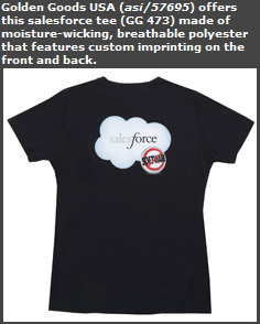 Salesforce Tee