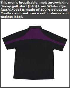Savoy Golf Shirt