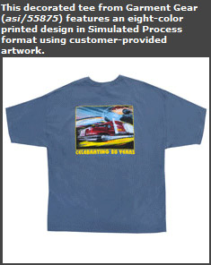 Decorated Tee