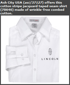 Cotton Stripe Jacquard