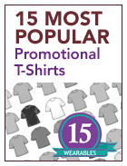 Top 15 Promotional T-Shirts