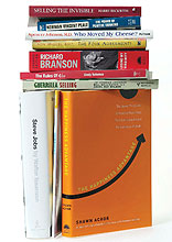 10 Books That Inspire Sales