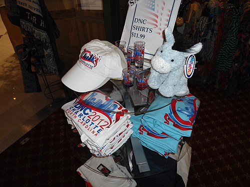 Democratic National Convention Promotional Products