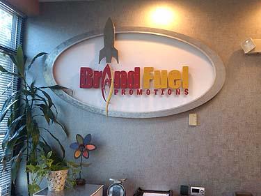 Brand Fuel Logo