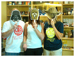 Star Wars Masks
