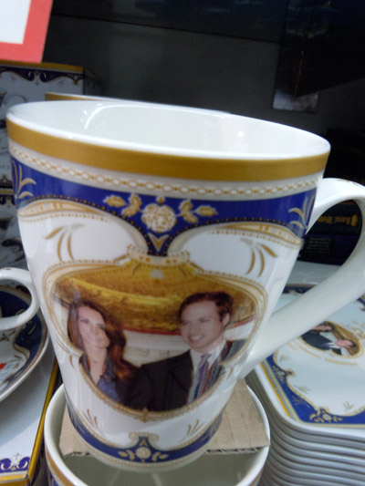 Royal Wedding Teacup