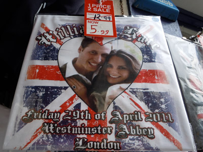 Royal Wedding Commemorative Album