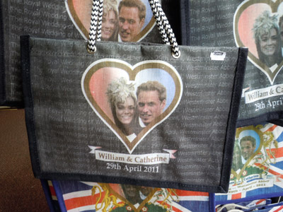 Royal Wedding Bag