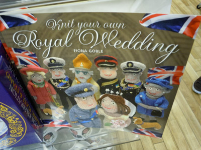 Royal Wedding Knitting Kit