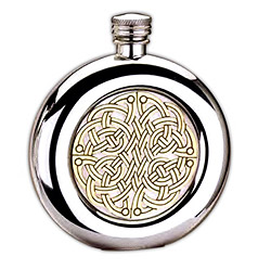Celtic Flask