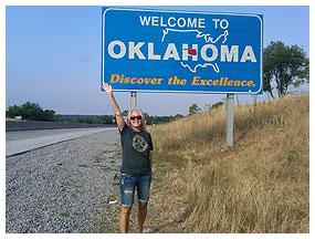 Melinda in Oklahoma