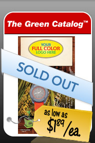 The Green Catalog