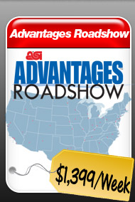 ASI Advantages Roadshow 2012
