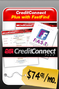 CreditConnect Plus with FastFind