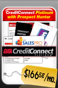CreditConnect Platinum/ with Prospect Hunter