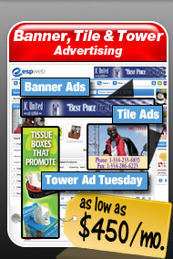 Search Screen Advertising