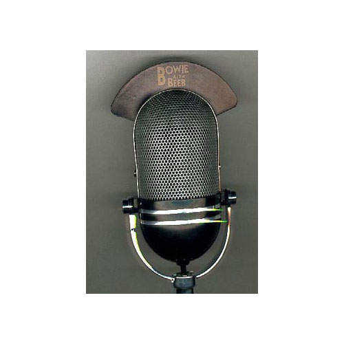 Bowie Microphone