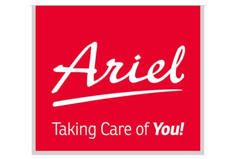 Image result for ariel premium logo