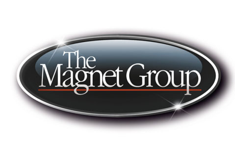 Image result for the magnet group logo