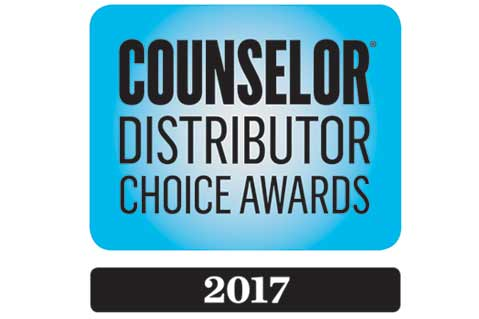 2017 Counselor Distributor Choice Awards - Winners