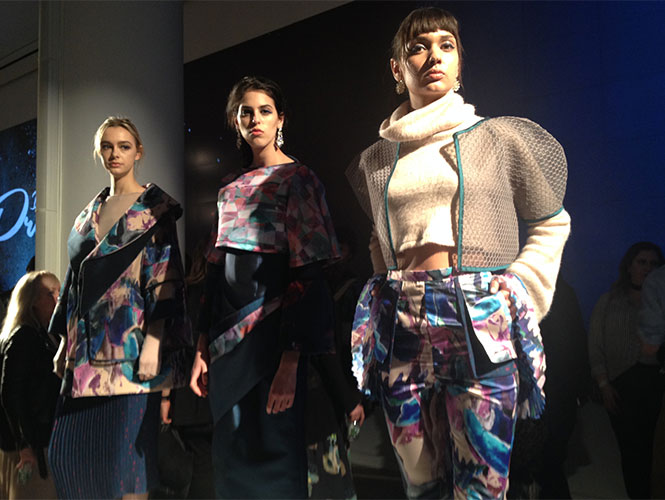 Epson Hosts 3rd Digital Couture Show In New York