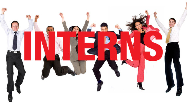 Change A Life, Hire An Intern