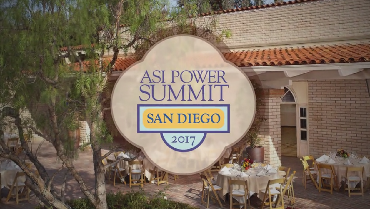 Get Your Story On At ASI Power Summit
