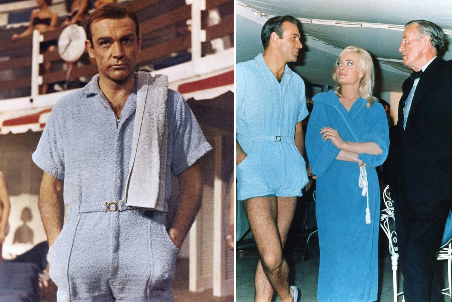 Connery romper