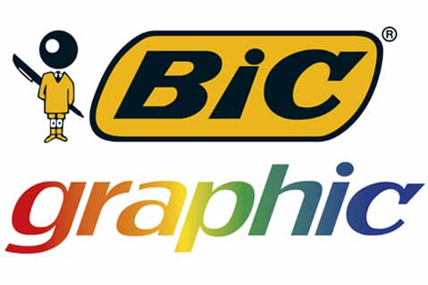 BIC Graphic Sale Completed