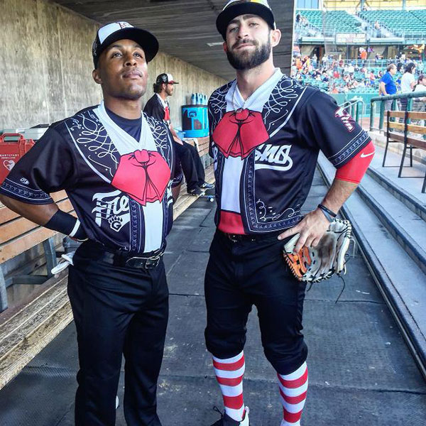 5d5dd4dcb It's Bacon Vs. Tacos In Baseball's Epic Food Fight
