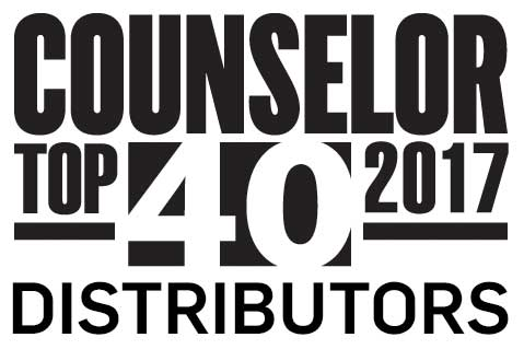 Top 40 Distributors 2017