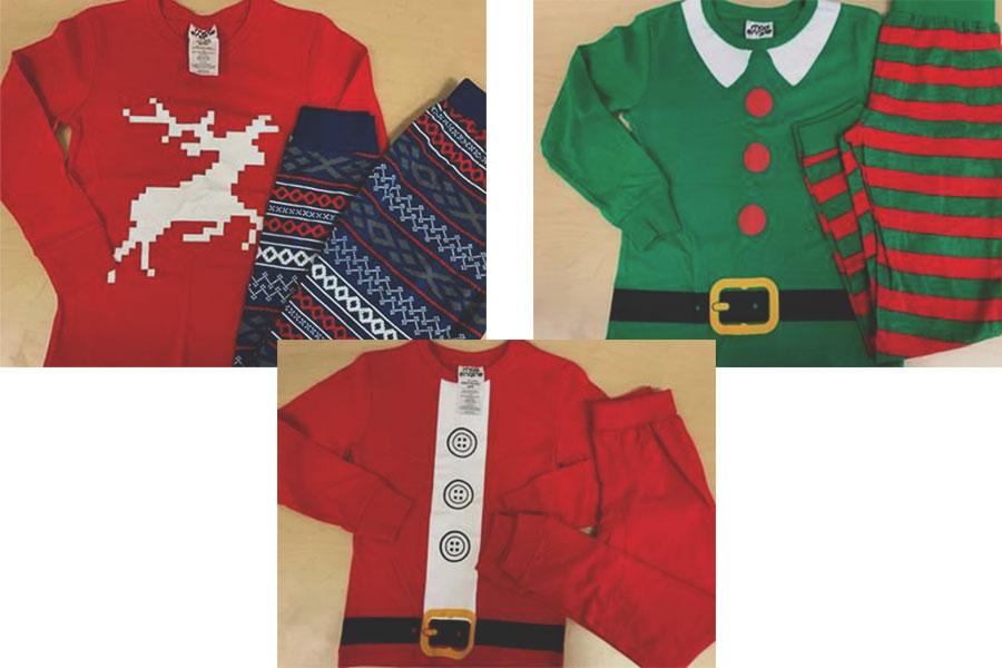 255c1bcbfa The pajama sets sold in children s sizes XXS