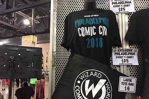 Promotional Products Were Everywhere At Wizard World Comic Con