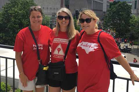 Promotional Products and the #RedforEd Movement