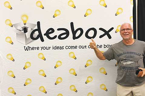 Fastest-Growing Distributor, 2018: The IdeaBox