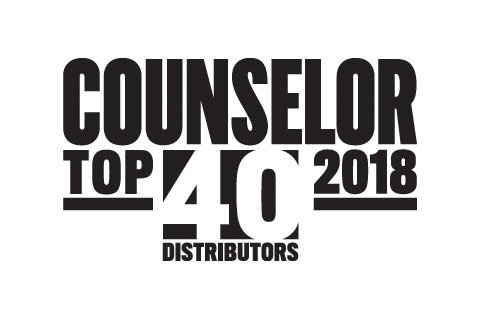 Top 40 Distributors 2018