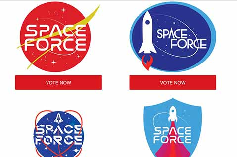 Space: The Next Frontier for Trump Campaign Merch
