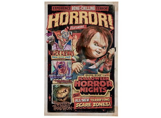 e952b370 Stranger Things Merch Stars in 'Halloween Horror Nights' Swag