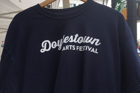 Promo Products Abound At Local Art Festival