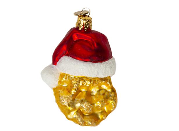 Mcnugget Christmas Ornaments 2020 McDonald's Debuts McNugget Holiday Merch
