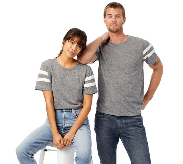 Alternative Apparel Switches to 100% Recycled Polyester