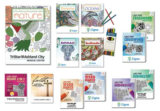 Coloring Books Trend As Social Distancing Stress Buster